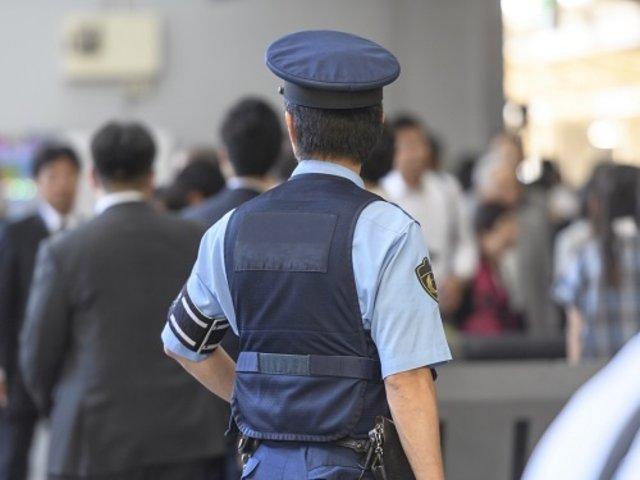 警察の職質