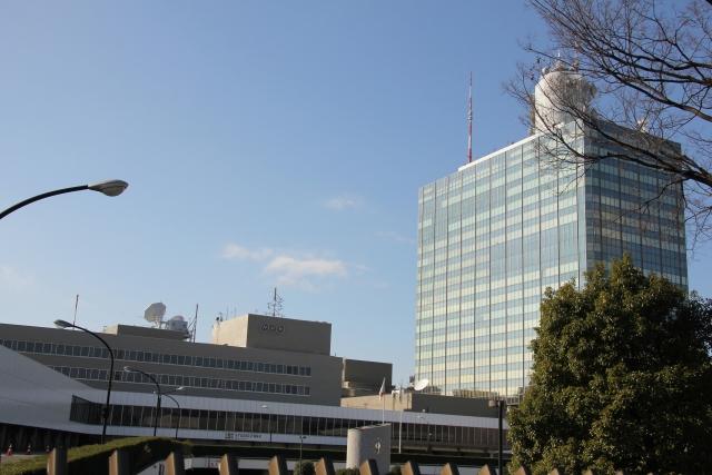 NHKの受信料がしつこい